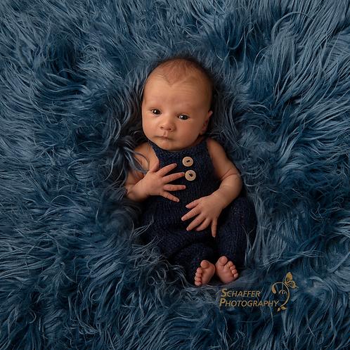 Latzhose Newborn