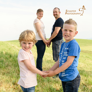 Familyshooting Familie Fotografin Outdoor Shooting