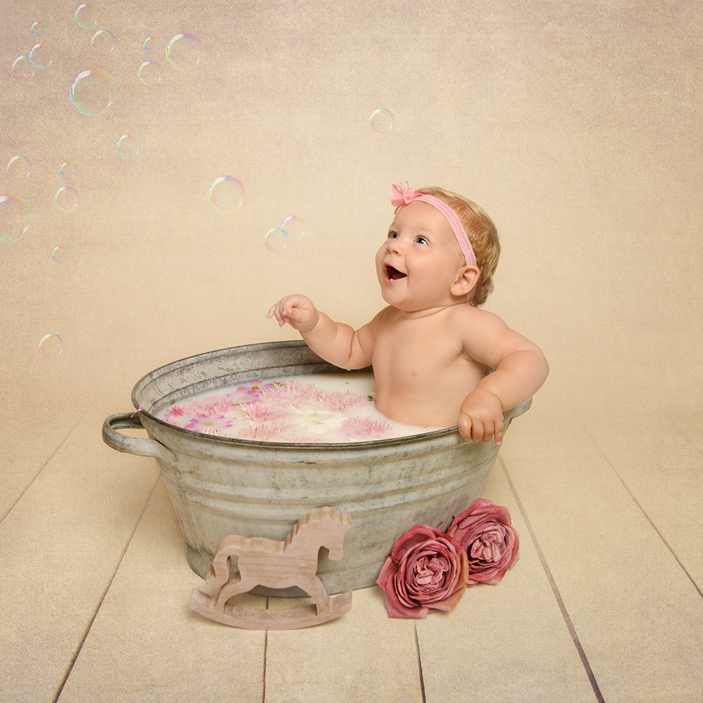 Milk-Bath Shooting