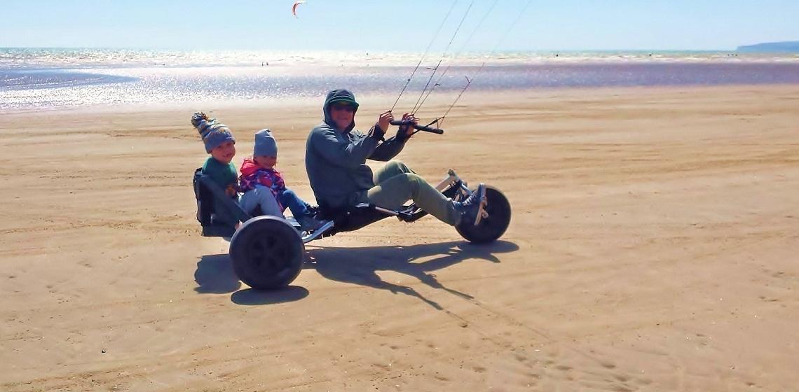 kite-buggy