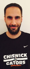 "Meet our newest U-10 coach Georgios ""George"" Moutsanas"