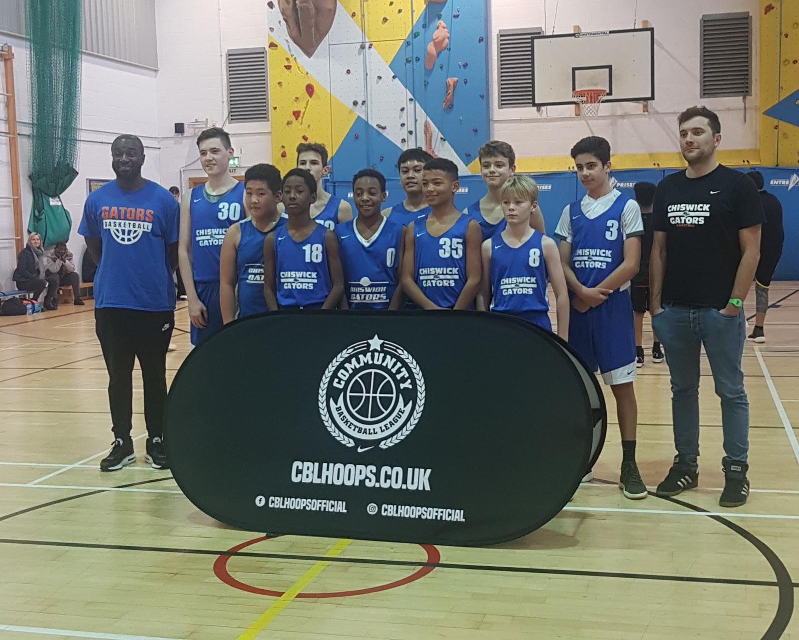 U14 CBL team