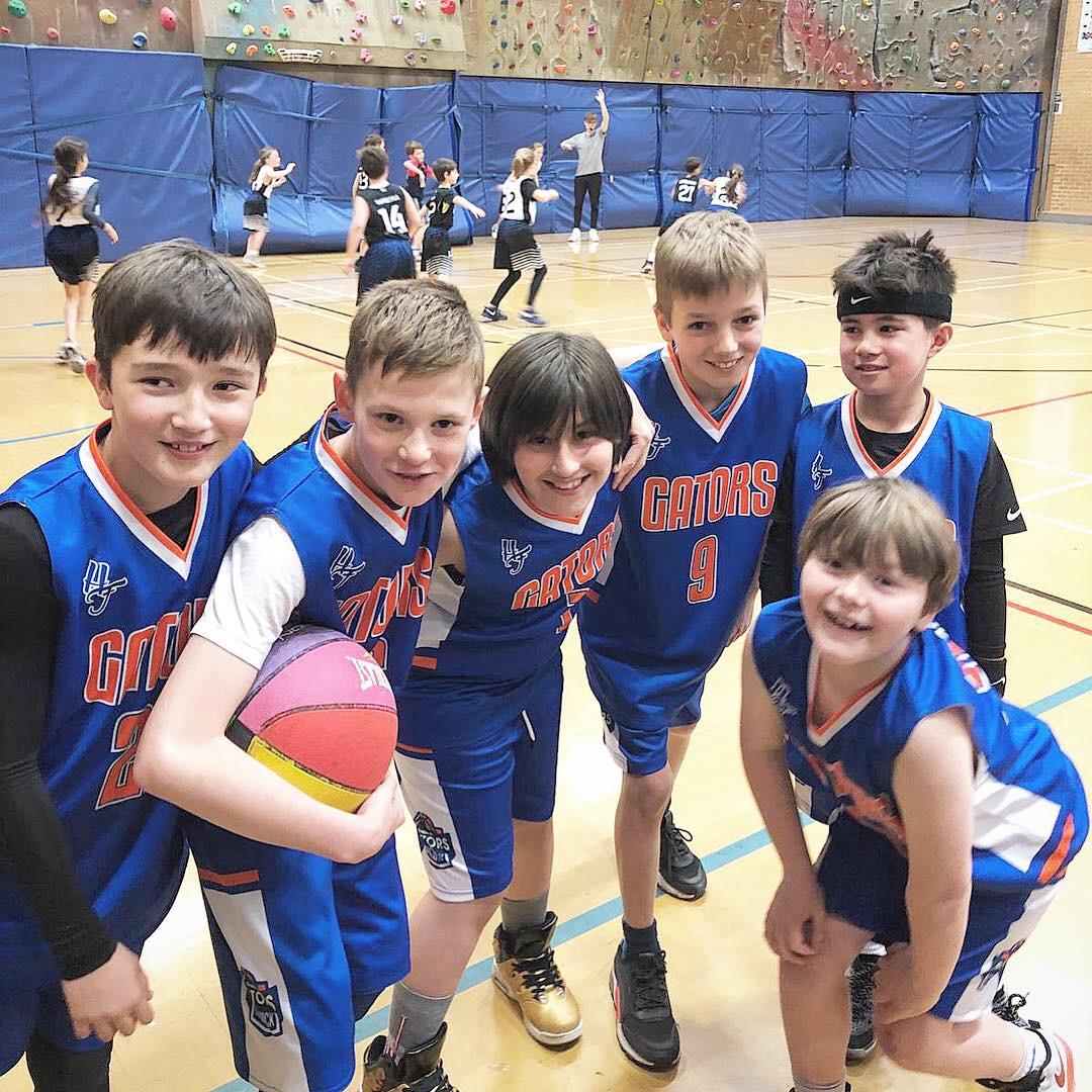 U10s Surrey CVL team