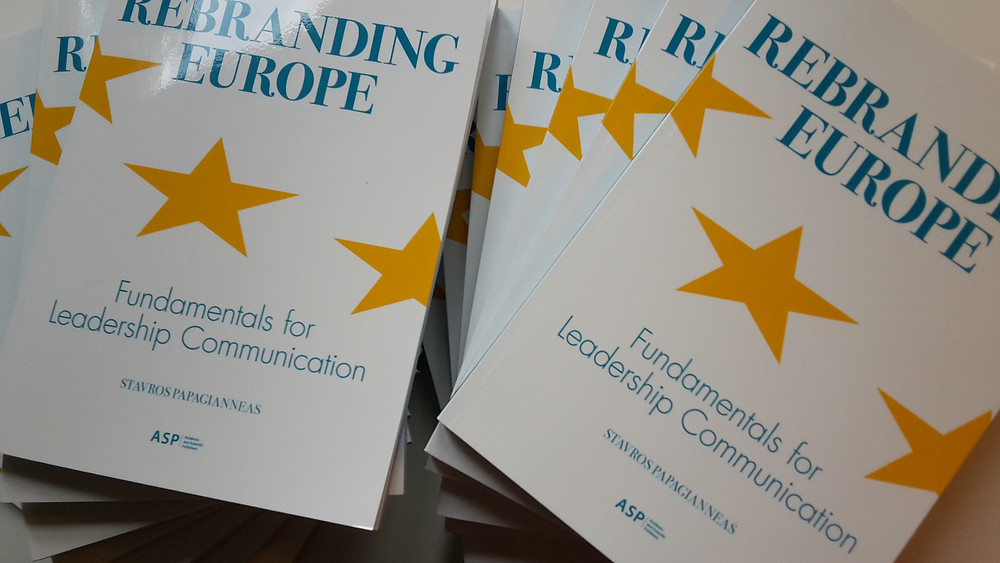 EU, communication, branding, leadership, Rebranding Europe