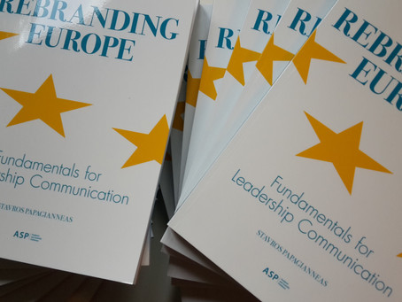 Rebranding Europe: the book