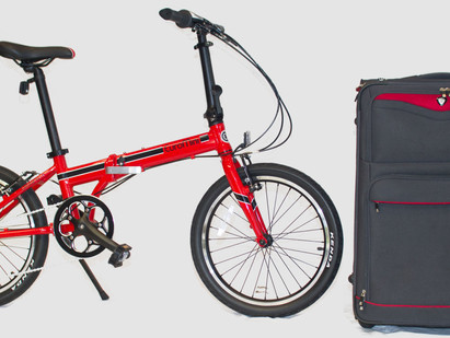 Leaving On A Jet Plane...Don't Leave Your Bike Home Again!
