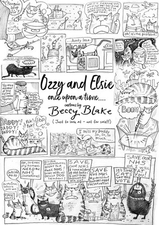 Ozzy and Elsie cover