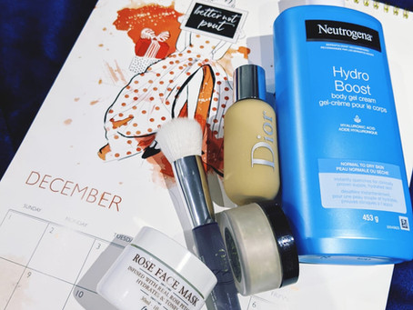 My December Favorites: Beauty Edition
