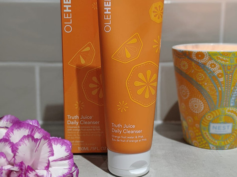 Ole Henriksen Truth Juice Daily Cleanser [Review]