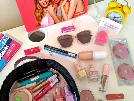 The BIGGEST Quo Beauty Launch Ever!