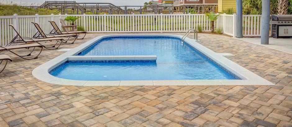 Aproveite o inverno para construir sua piscina