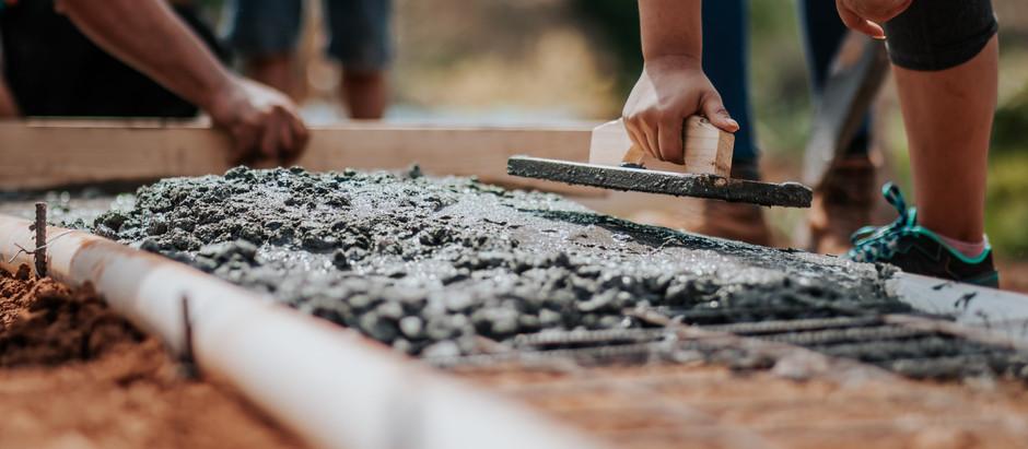 Fases construtivas no Gerencia Obras