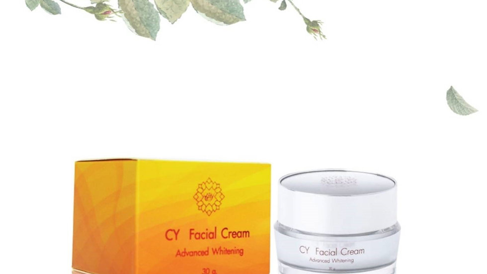 CY Facial Cream Advanced Whitening