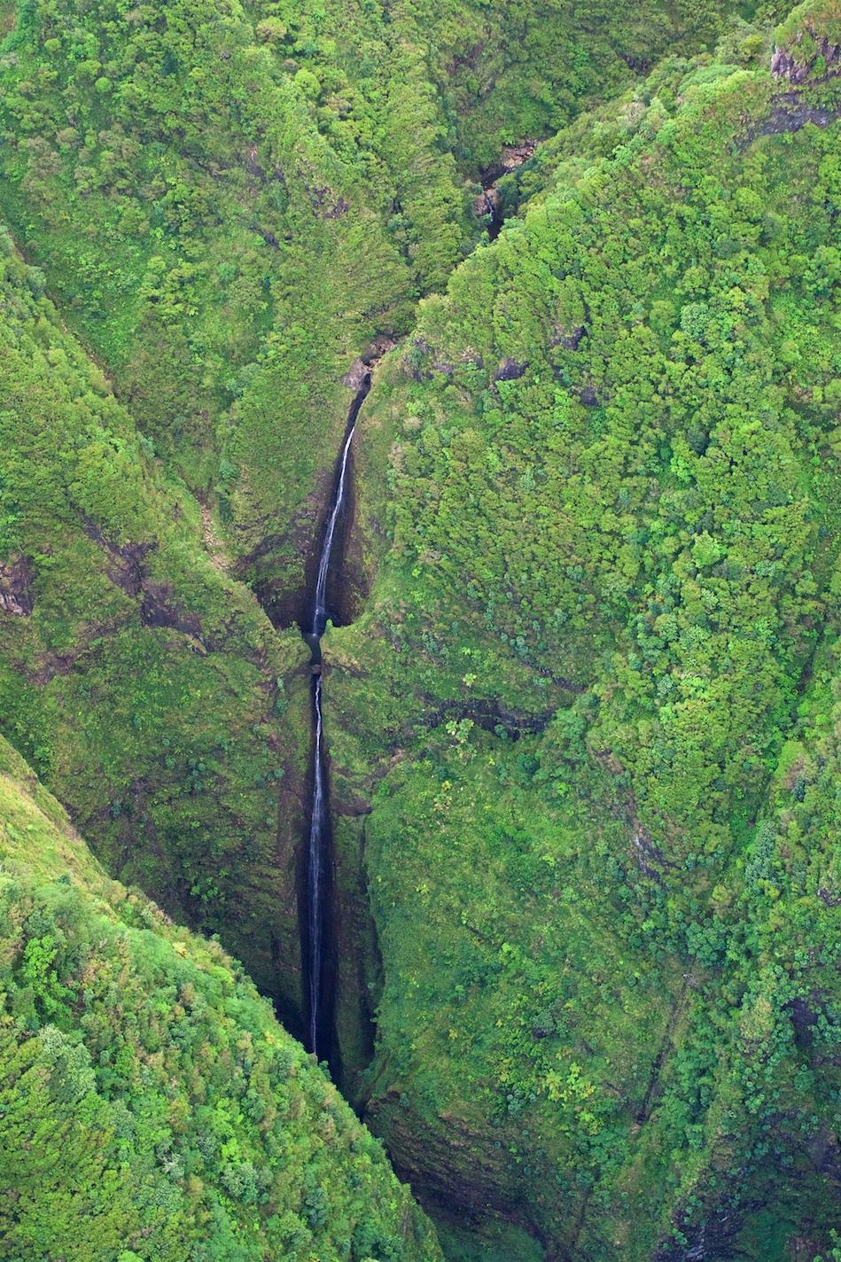 Kaliuwa'a Falls