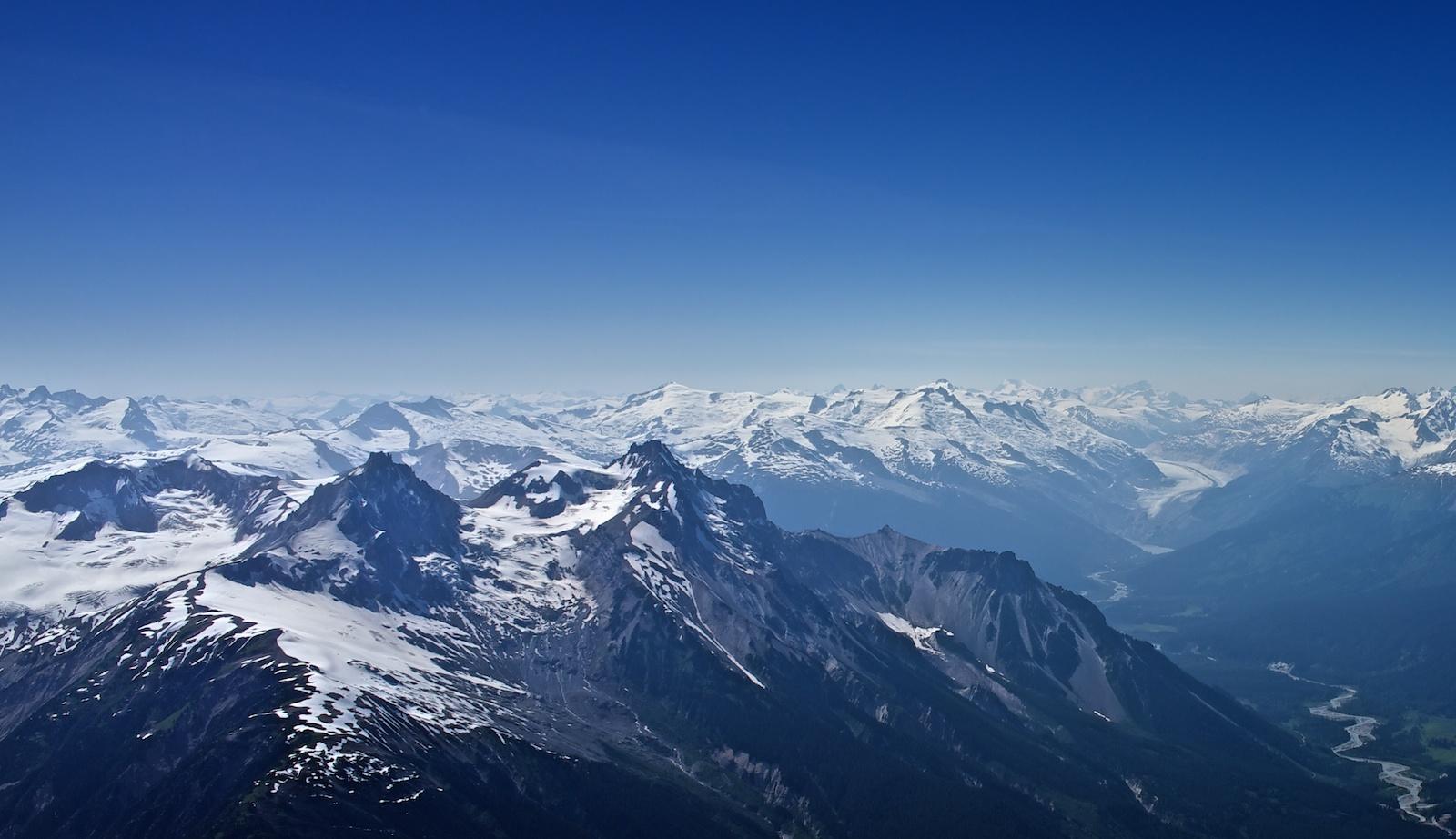 Lillooet Glacier