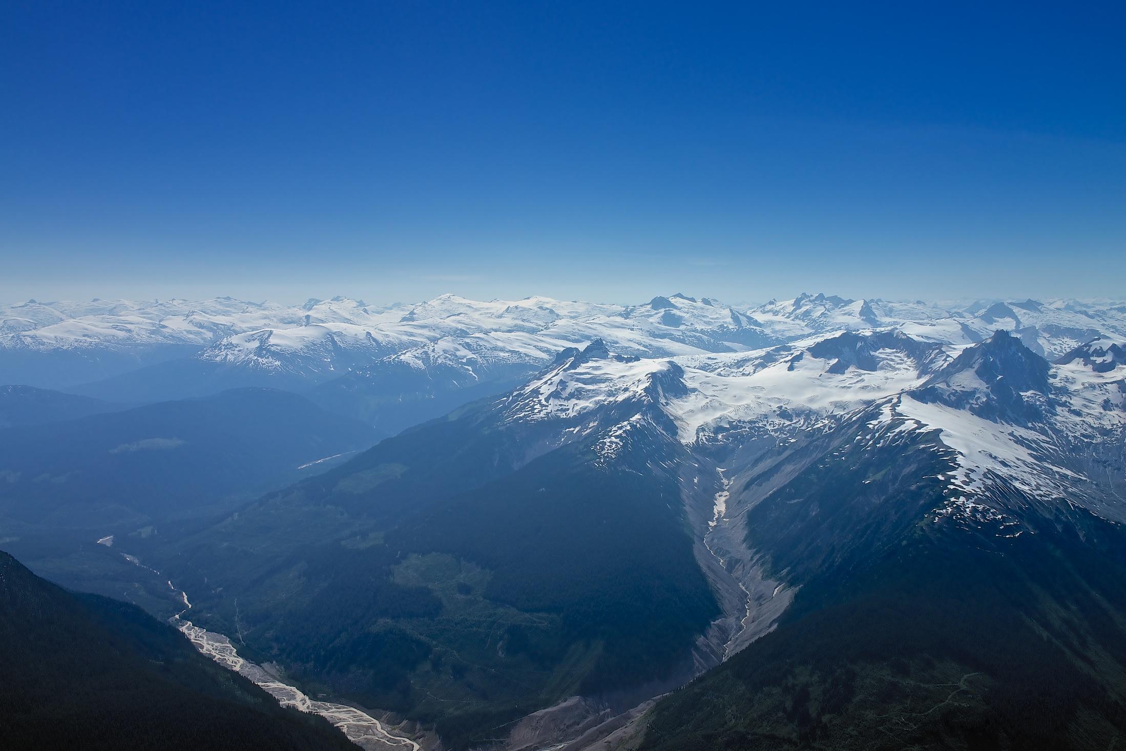 Capricorn Mountain
