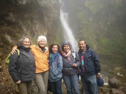 Zerostress aux Thermes del Ruiz Colombie