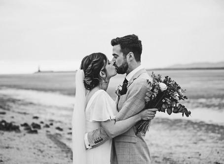 Preview: beautiful Dublin wedding: Racheal and Ben
