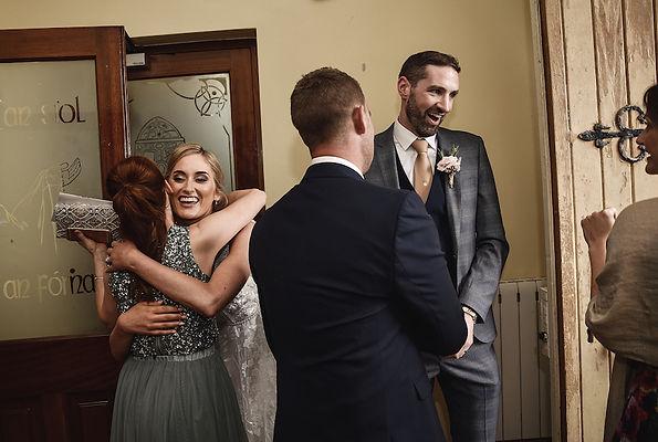 132_ Dublin wedding photographer; Darver