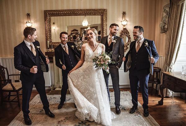 162_ Dublin wedding photographer; Darver