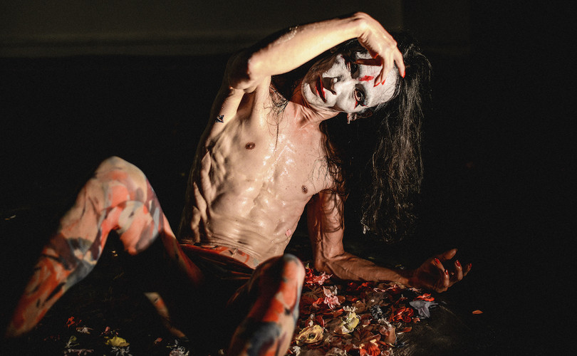 3Butoh; Dublin dance and event photograp