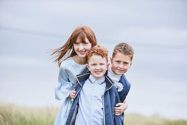 Dublin Photographer, Malaga family photo