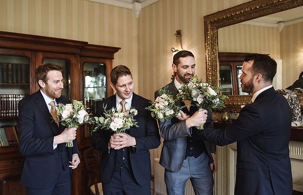 164_ Dublin wedding photographer; Darver
