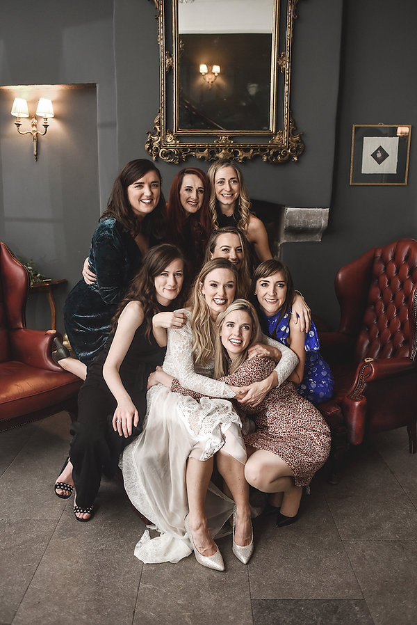 Dublin wedding photographer; Clonabreany