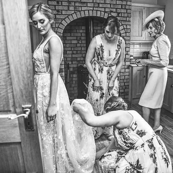 27_ Dublin wedding photographer; Darver