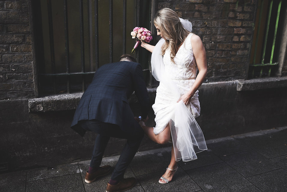 Dublin wedding photographers, Dublin City Hall weddings