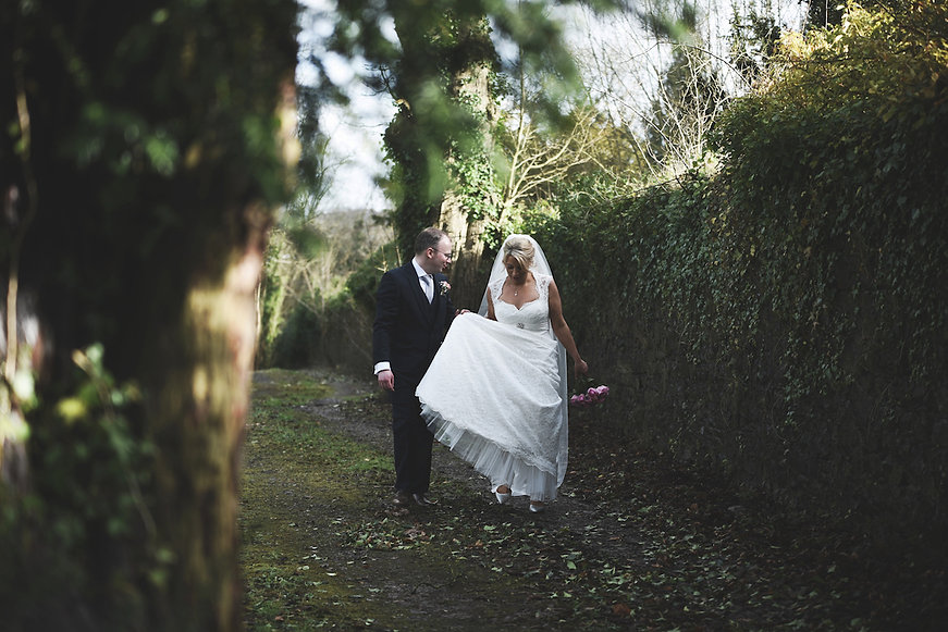 Best wedding photographers in Dublin, Boyne Hill House weddings
