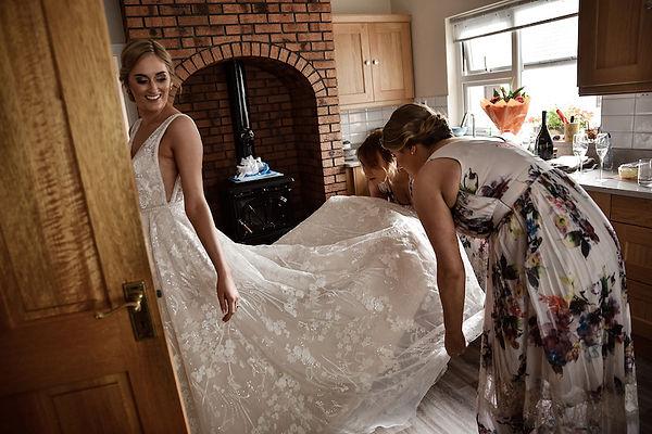 28_ Dublin wedding photographer; Darver