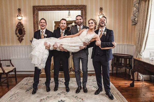 161_ Dublin wedding photographer; Darver