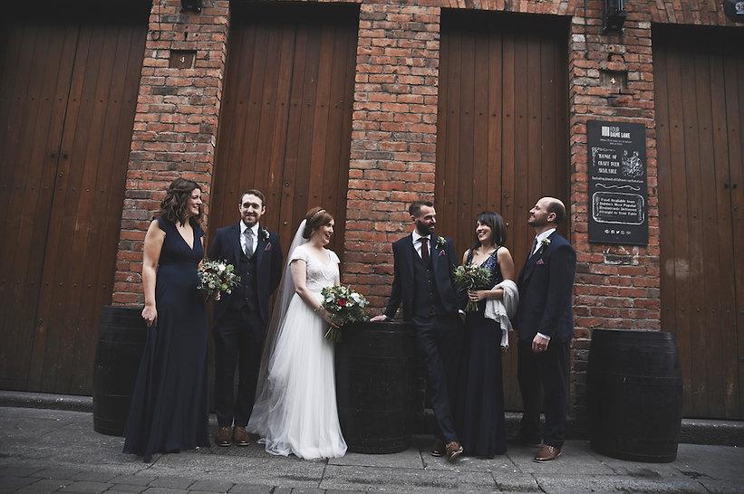 wedding photographers Dublin, Dublin City Hall weddings