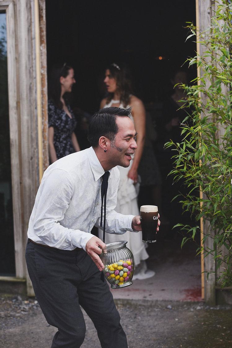 Dublin wedding photographer, Mount Druid