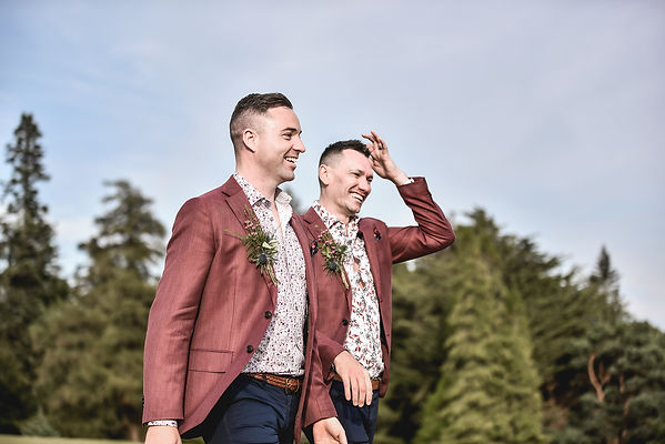7dublin wedding photographer; powerscour
