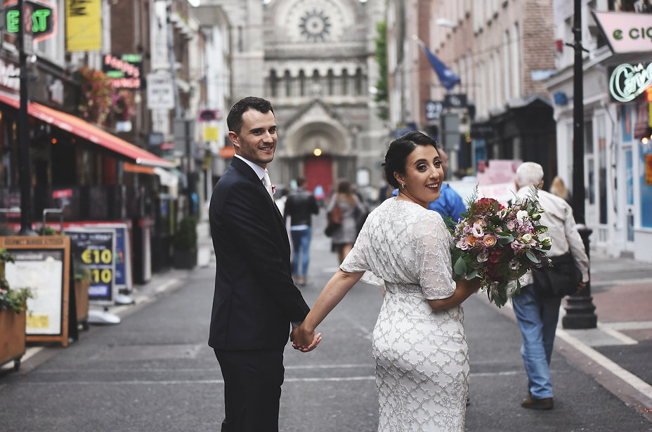 2 best wedding photographers in Dublin F
