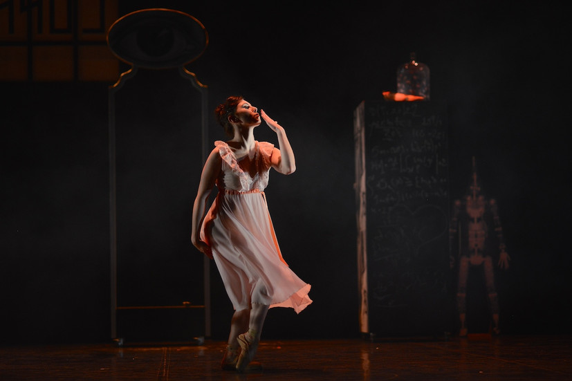 49Ballet Ireland; Dublin dance and event