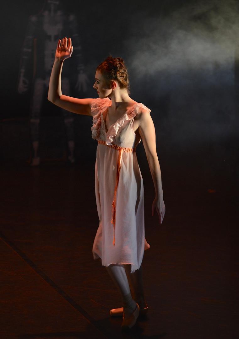 85Ballet Ireland; Dublin dance and event