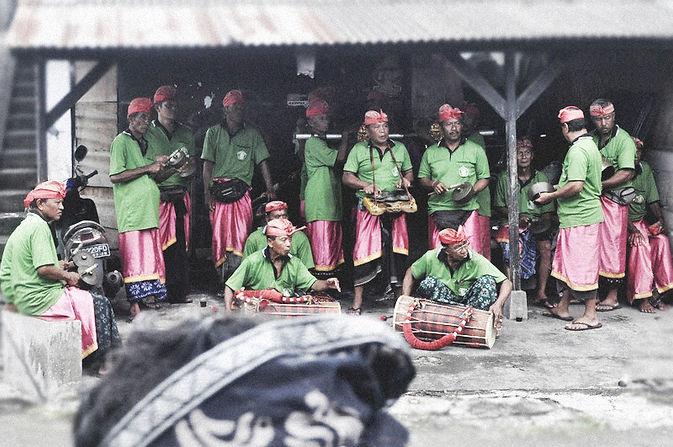 Bali Funeral