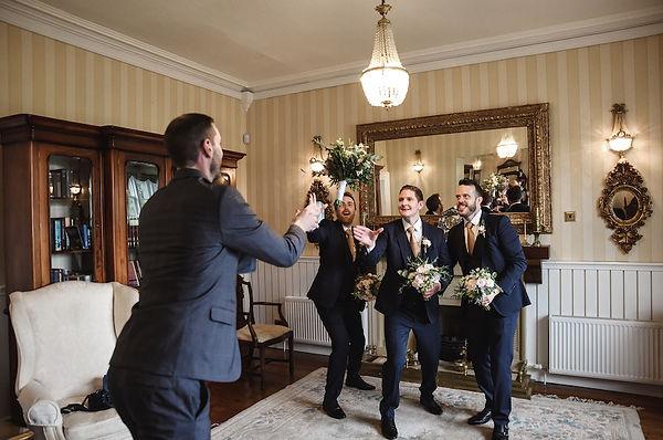 165_ Dublin wedding photographer; Darver