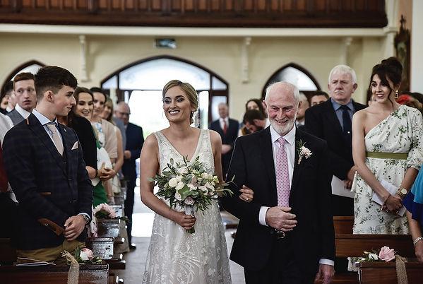 77_ Dublin wedding photographer; Darver