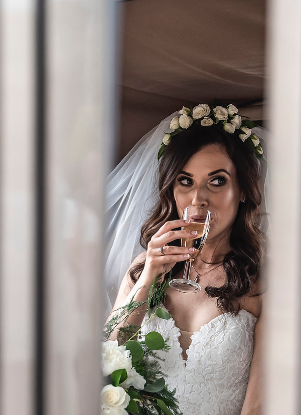Dublin wedding photographer; Ewa Figasze