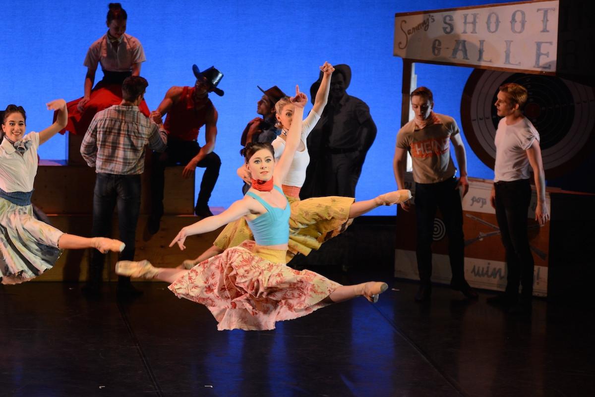 62Ballet Ireland; Dublin dance and event