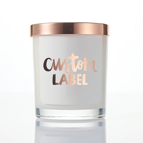 Soy Candle | Custom Label