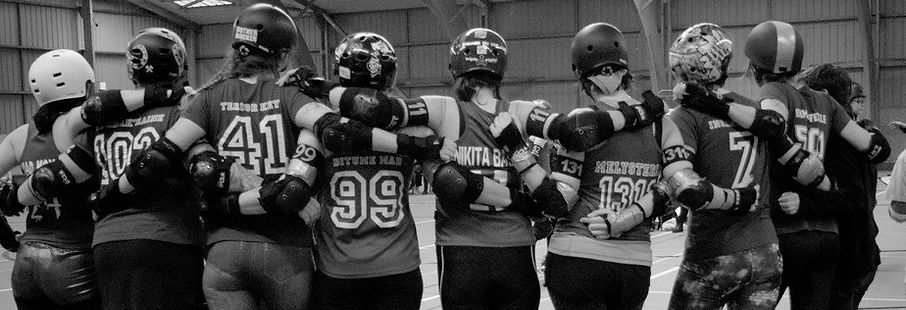 bmo roller derby girls, brest roller derby