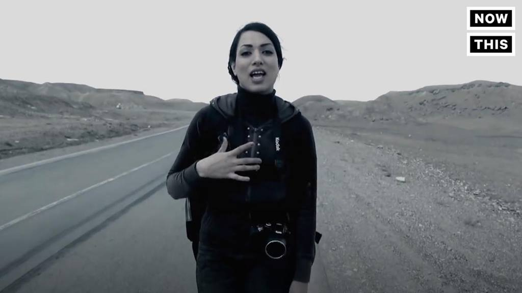 This Is the First Female Rapper In Afghanistan
