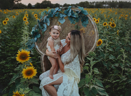 Sunflower Mini Sessions- Now booking...