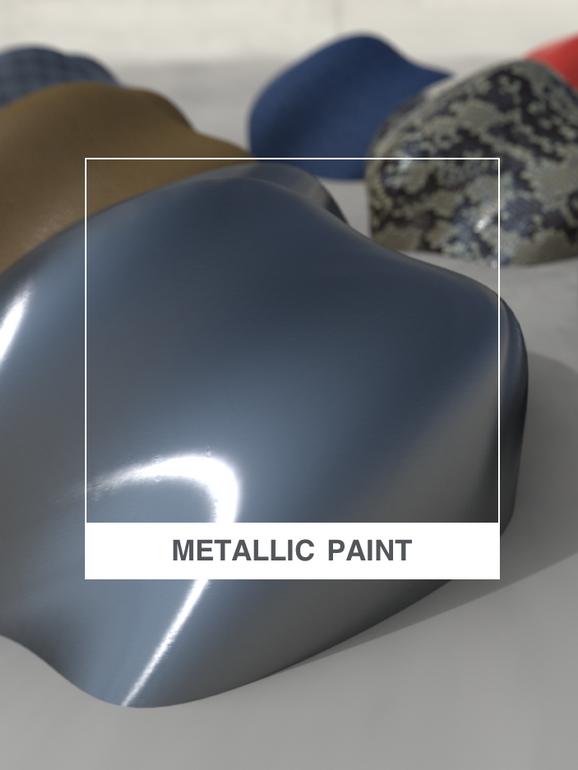 Metallic Pain