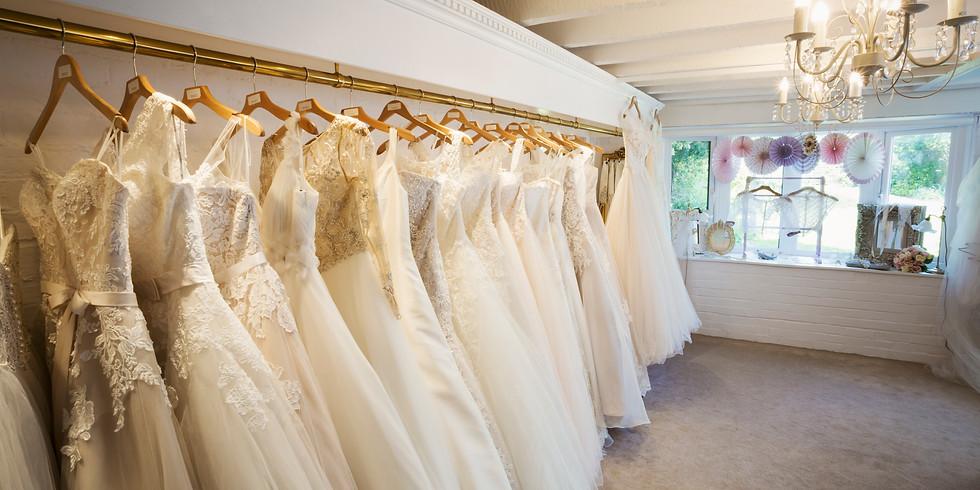 Vintage Wedding Dress Fashion Show